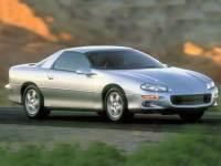 1999 Chevrolet Camaro Base Coupe Rear-wheel Drive