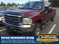 Used 2004 Ford F-250 Truck Crew Cab V-10 cyl for Sale in Puyallup near Tacoma