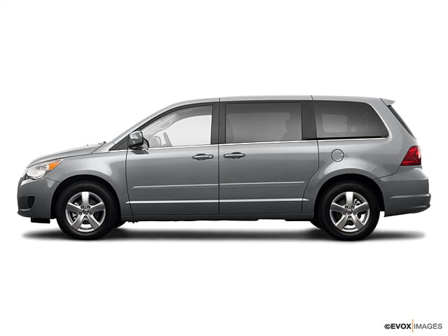 Photo Used 2009 Volkswagen Routan S For Sale in Sunnyvale, CA