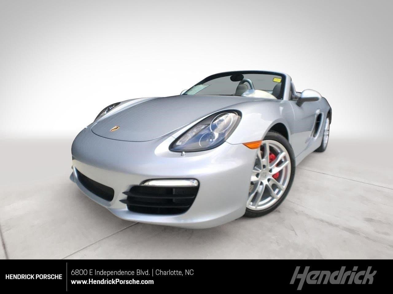 Photo 2016 Porsche Boxster S Convertible in Franklin, TN