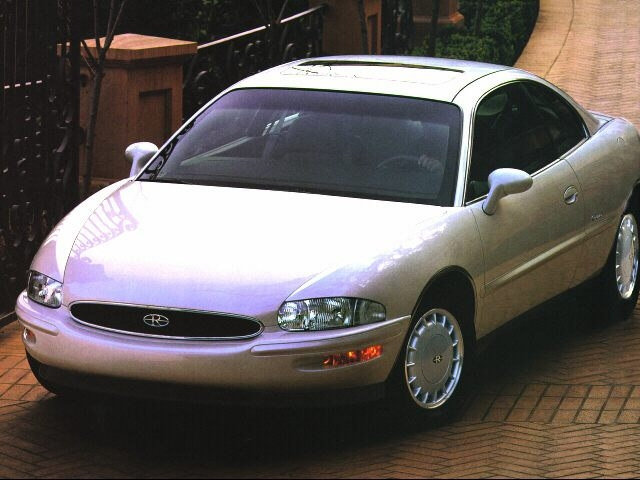 Photo 1996 Buick Riviera 2DR CPE Coupe