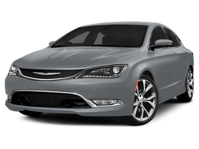 Photo Used 2015 Chrysler 200 Limited Sedan For Sale in Seneca, SC
