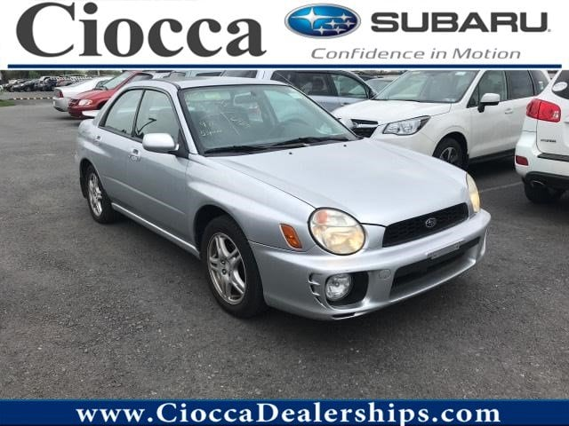 Photo Used 2003 Subaru Impreza RS for Sale in Allentown near Lehigh Valley
