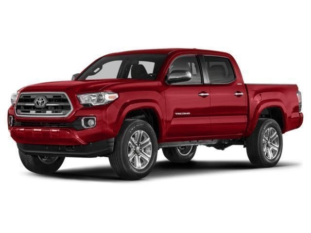 Photo Used 2016 Toyota Tacoma SR5 V6 Truck Double Cab 4x2 in Chico, CA