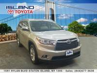 Certified Pre-Owned 2015 Toyota Highlander AWD 4dr V6 Limited LIFETIME WARRANTY INCLUDED All Wheel Drive Sport Utility