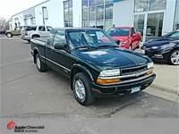 2003 Chevrolet S-10 LS Truck Vortec V6 MPI