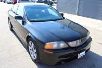 2002 Lincoln LS V8 Sedan V8 DOHC 32V