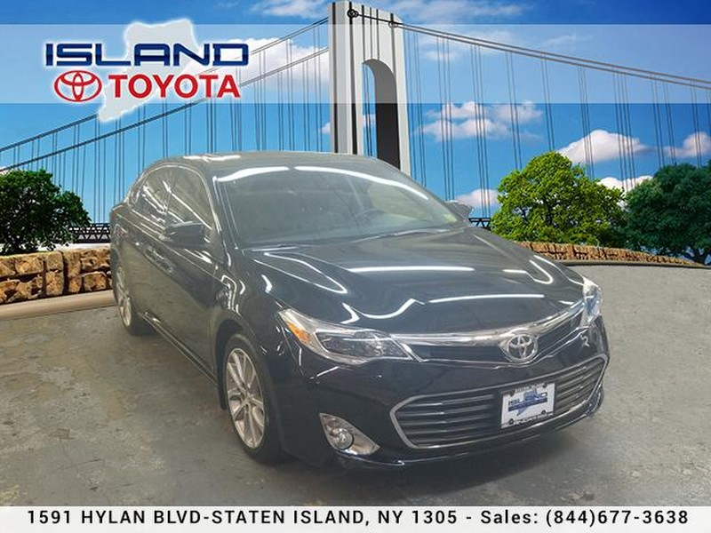 Photo Certified Pre-Owned 2014 Toyota Avalon LIFE TIME WARRANTY INCLUDED 4dr Sdn XLE Touring WBSM XTRAFF ALERT Front Wheel Drive Sedan