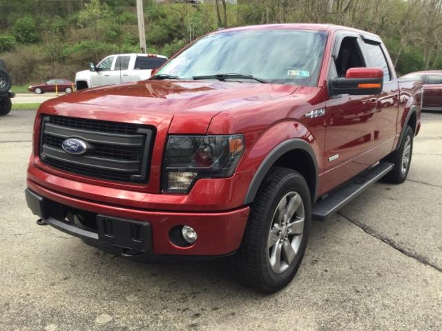 Photo Used 2013 Ford F-150 Truck SuperCrew Cab in Greensburg, PA