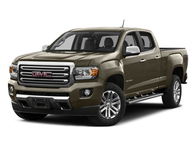 Photo Pre-Owned 2016 GMC Canyon 4WD SLT