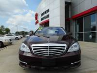 Used 2013 Mercedes-Benz S-Class S 550 Sedan