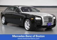 2012 Rolls-Royce Ghost Sedan in Boston