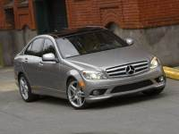 2008 Mercedes-Benz C-Class C 63 AMG® Sedan