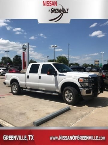 Photo Used 2011 Ford F-250 Truck Crew Cab for Sale in Greenville, TX