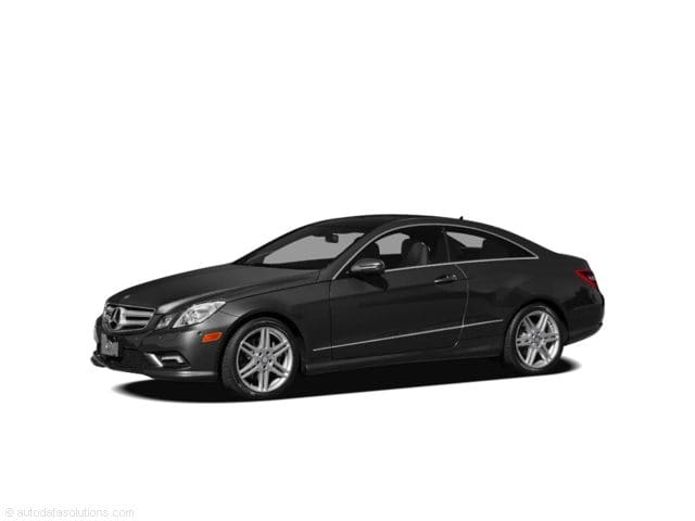 Photo Used 2011 Mercedes-Benz E-Class For Sale  Hawthorne NJ