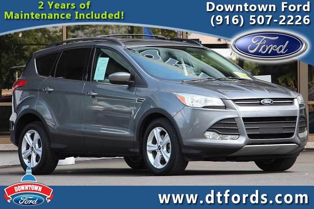 Used 2014 Ford Escape For Sale Novato North Bay, Santa Rosa, Petaluma, San Rafael, SF CA
