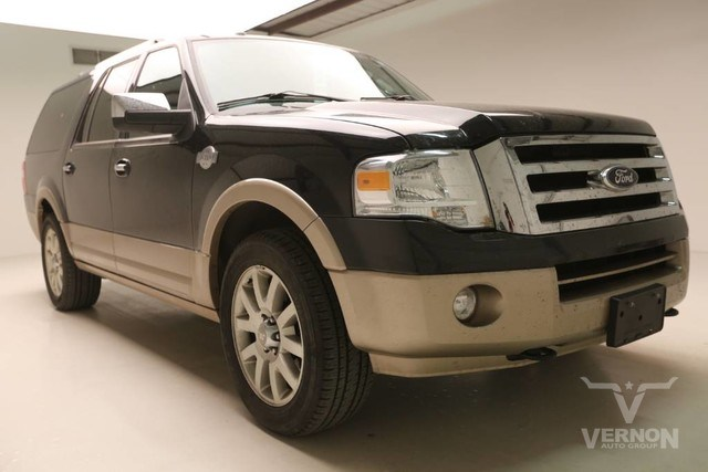 Photo Used 2013 Ford Expedition EL King Ranch 4x4 in Vernon TX