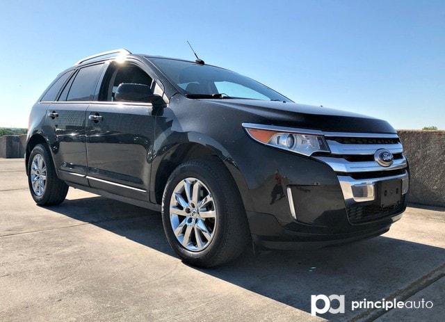 Photo Used 2013 Ford Edge SEL, Leather Seats, Power Seats, Heated Seats, Rea SUV For Sale San Antonio, TX