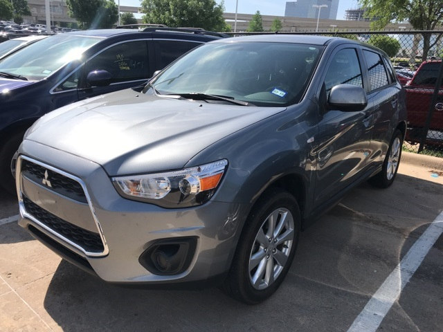 Photo Pre-Owned 2015 Mitsubishi Outlander Sport ES SUV For Sale in Frisco TX
