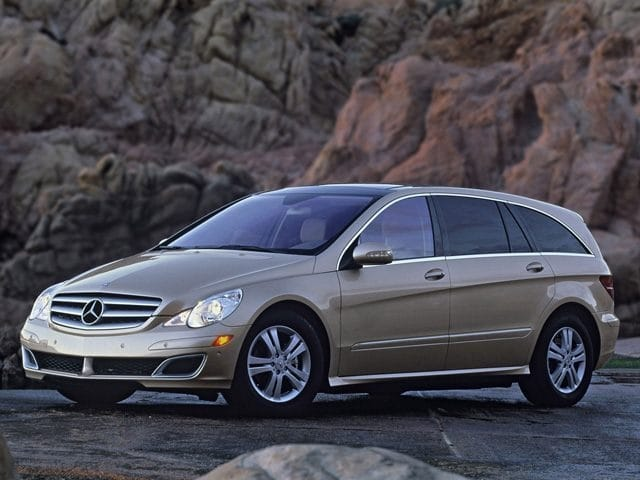 Photo USED 2006 Mercedes-Benz R-Class Base SUV for Sale l Boulder near Longmont