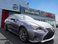 Used 2015 LEXUS RC 350 Base (A8) Coupe for sale in Totowa NJ