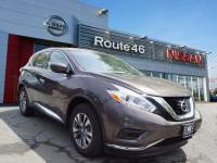 Used 2016 Nissan Murano S SUV for sale in Totowa NJ