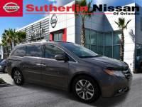 Used 2015 Honda Odyssey Touring Elite Minivan