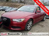 Used 2015 Audi A6 For Sale in Monroeville PA | WAUGFAFC0FN017524