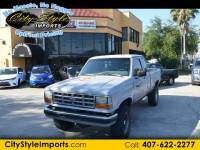 1991 Ford Ranger SuperCab 2WD