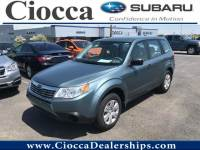Used 2009 Subaru Forester X for Sale in Allentown near Lehigh Valley