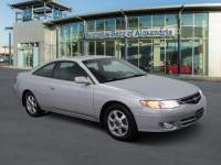 Pre-Owned 2000 Toyota Camry Solara SLE FWD