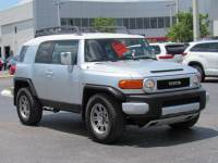 Pre-Owned 2007 Toyota FJ Cruiser 2WD 4dr Auto RWD