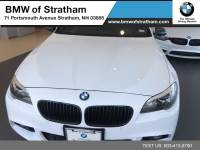2015 BMW 535i xDrive Sedan 535i xDrive MSPORT PKG DRIVER ASSIT PLUS PREMIUM P Sedan All-wheel Drive
