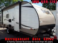 2017 Forest River Wildwood X-Lite 19' Sleeps 6 Front Bed Rear Bunks Brand New