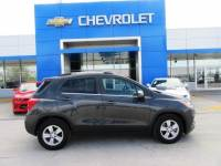 PRE-OWNED 2017 CHEVROLET TRAX LT FWD 4D SPORT UTILITY