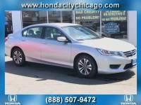 Used 2015 Honda Accord 4dr I4 CVT LX For Sale Chicago, Illinois