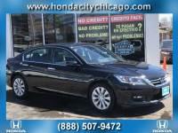 Used 2015 Honda Accord 4dr I4 CVT EX-L For Sale Chicago, Illinois