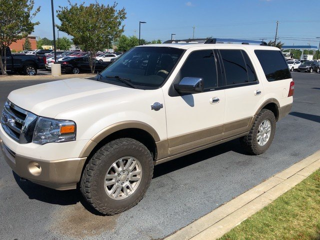 Photo Used 2013 Ford Expedition 4WD 4dr King Ranch SUV