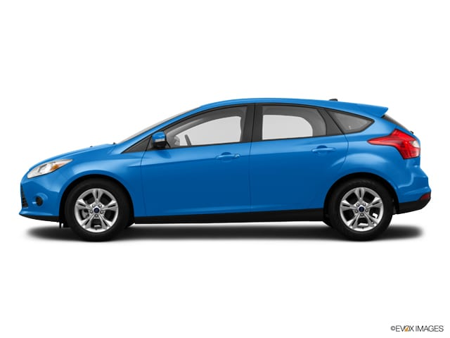 Photo Used 2014 Ford Focus SE Hatchback for sale in Barstow CA