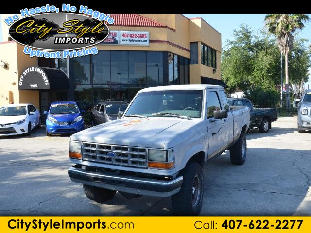 Photo 1991 Ford Ranger SuperCab 2WD