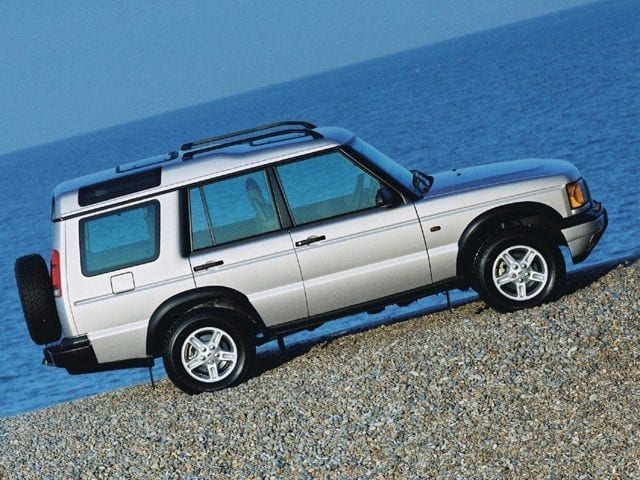 Photo 2002 Land Rover Discovery Series II SUV Near Louisville, KY