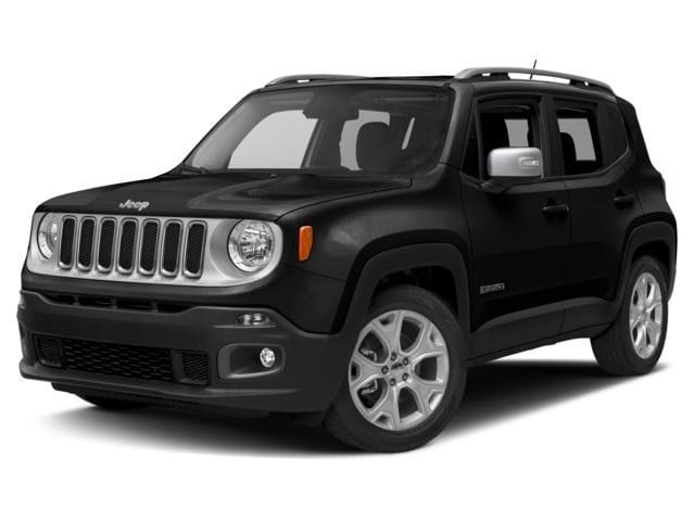 Photo Certified Pre-Owned 2017 Jeep Renegade Limited 4x4 SUV For Sale Toledo, OH