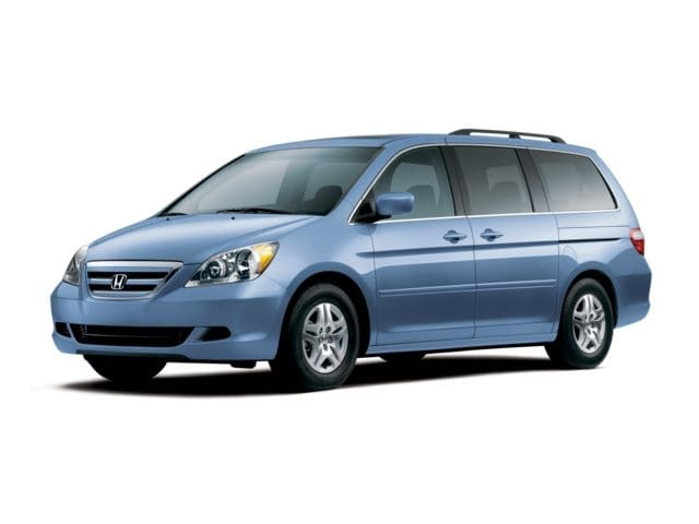 Photo Used 2007 Honda Odyssey Minivan For Sale Boardman, Ohio