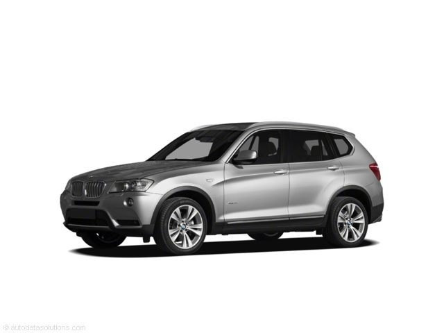 Photo 2011 BMW X3 xDrive35i Xdrive35i M Sport Pkg, Navigation, Panoramic Sunro SAV All-wheel Drive 4-door