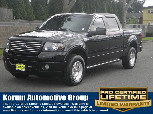 Photo Used 2007 Ford F-150 Harley-Davidson Truck V8 EFI 24V for Sale in Puyallup near Tacoma