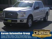 Used 2016 Ford F-150 XLT Truck V6 EcoBoost for Sale in Puyallup near Tacoma