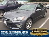 Used 2015 Hyundai Genesis Coupe 3.8 Coupe V6 for Sale in Puyallup near Tacoma