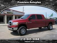 2006 Dodge Ram 3500 3500 Mega Cab 2WD, SLT , SRW (single rear wheel),
