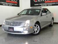 2005 Cadillac STS V6 NAVIGATION MOONROOF LEATHER HEATED/COOLED SEATS REAR PARKING AID