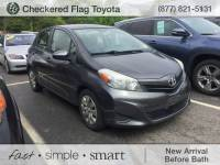 Pre-Owned 2012 Toyota Yaris LE FWD 5D Hatchback